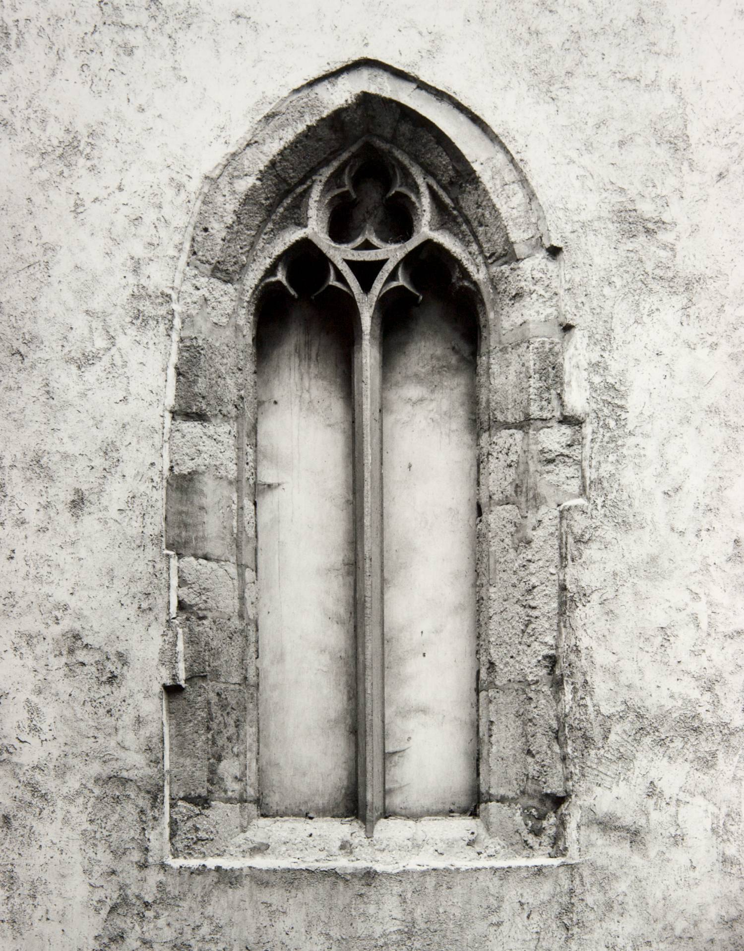 Church Window (Nagymaros, Hungary)