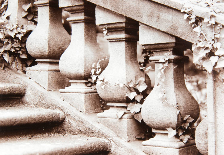 Balusters & Ivy (Prague, Czech Republic)