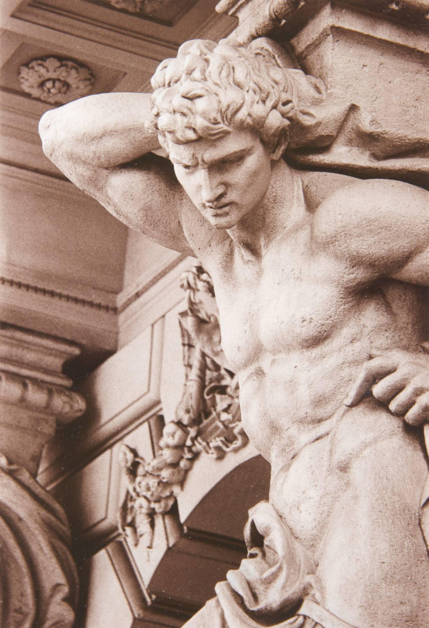 Statue (Budapest, Hungary)
