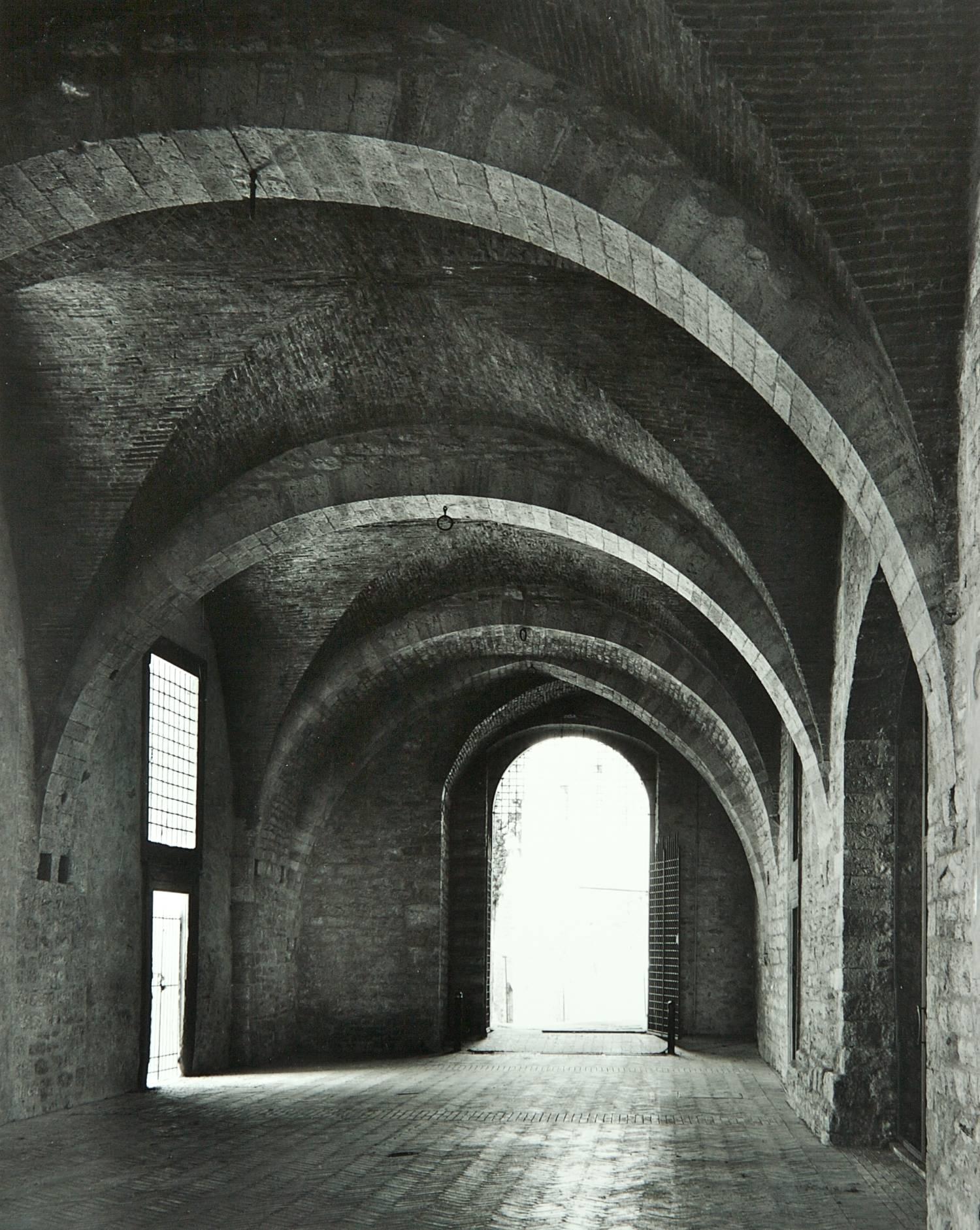 Archway (Gubbio, Italy)