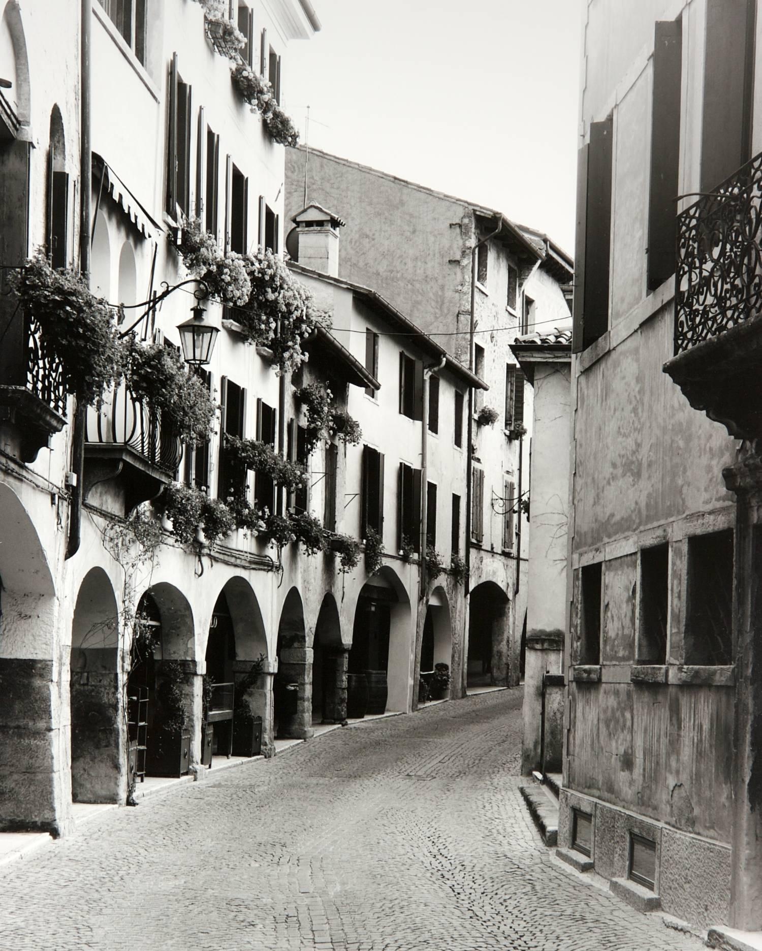 Asolo Street Scene (Italy)