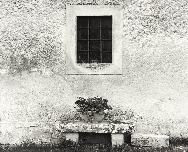 Stone Bench (Pergola, Italy)