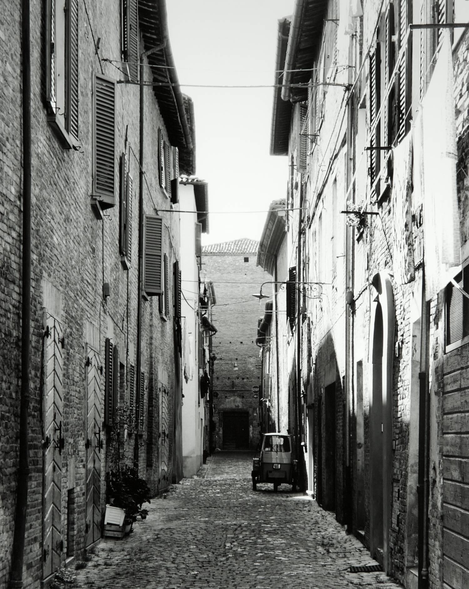 Urbania Street (Italy)