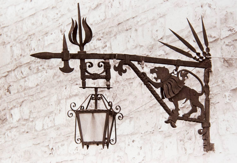 Lamp (Venice, Italy)