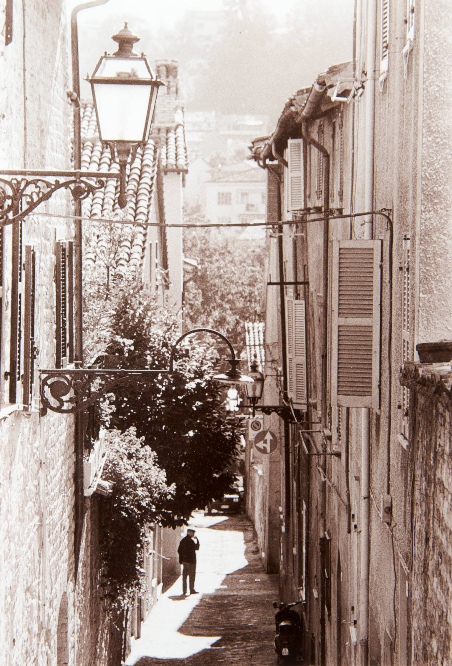Morning in Cagli (Italy)