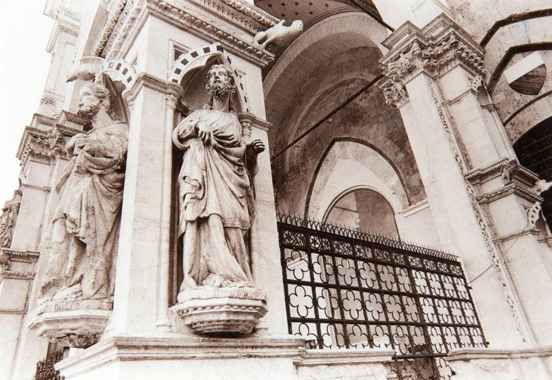 Siena Statues (Italy)