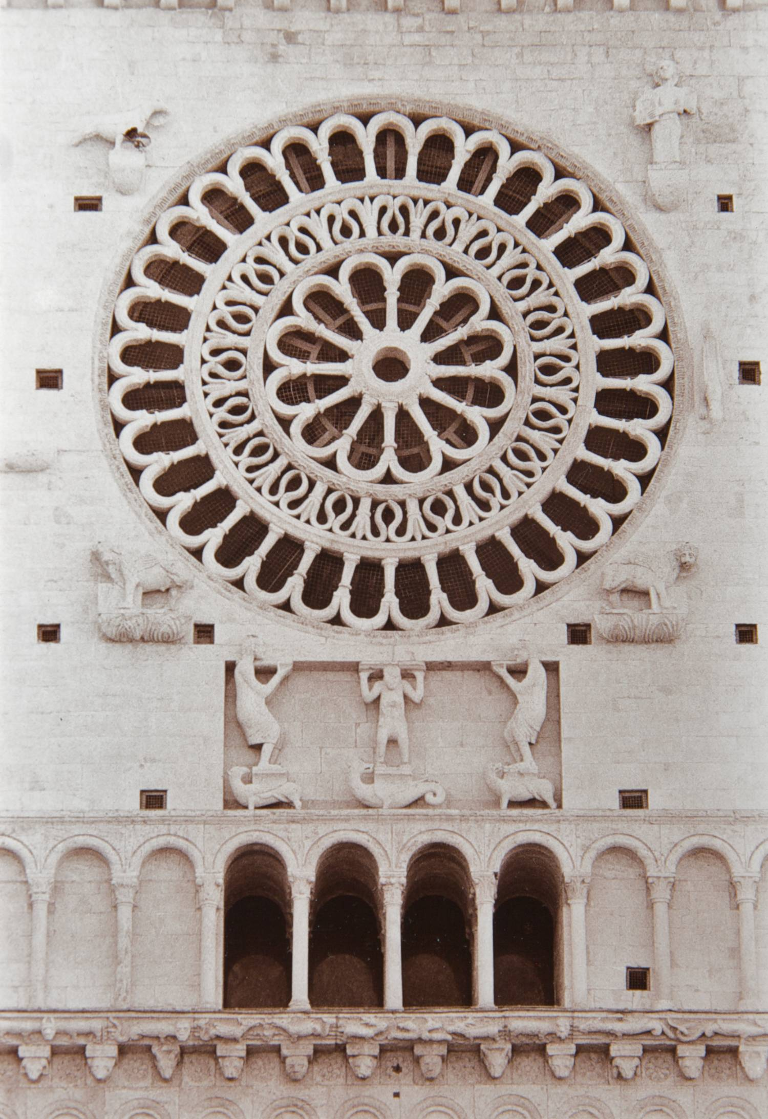 Window in Assisi (Italy)