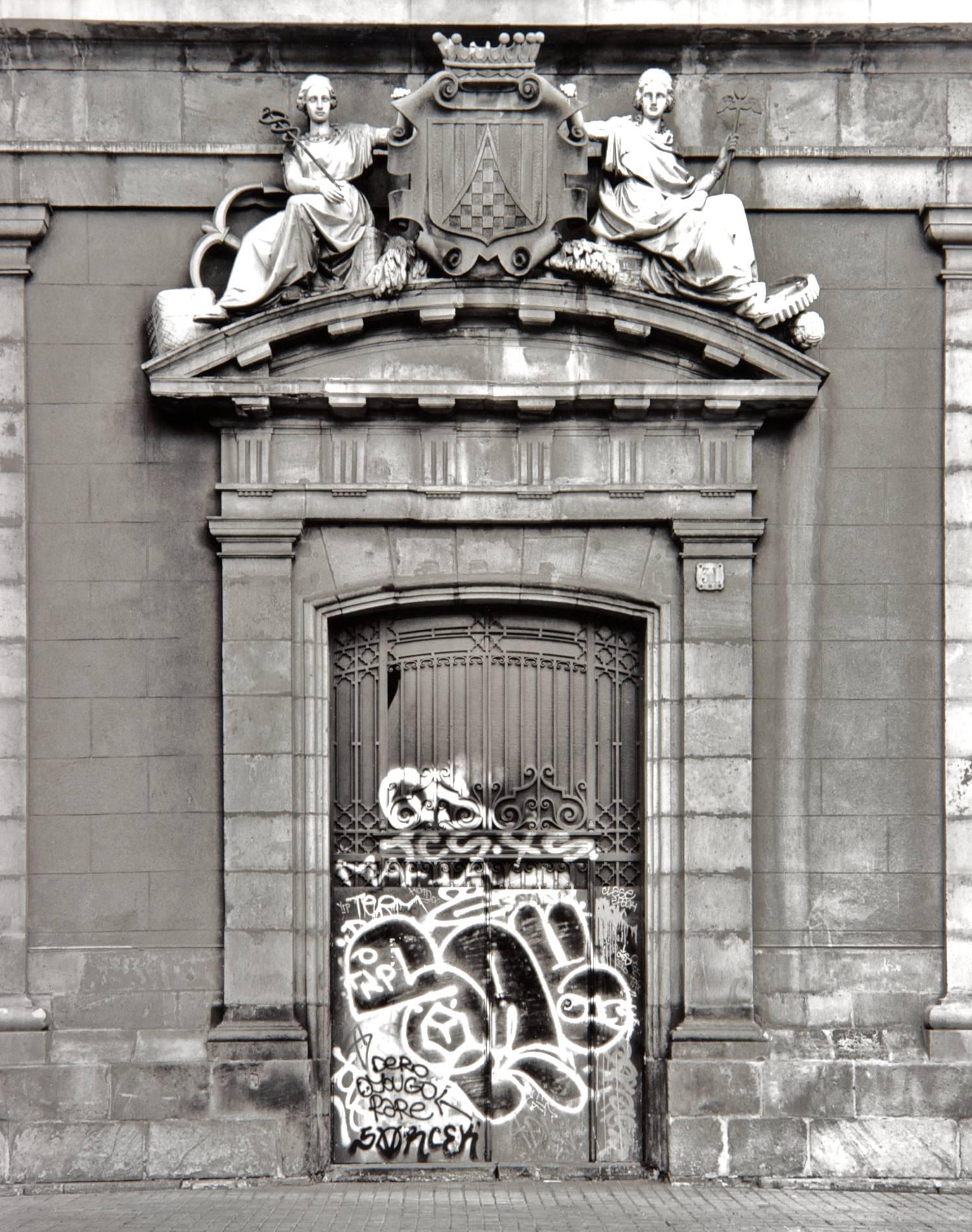 Art in Barcelona (Spain)