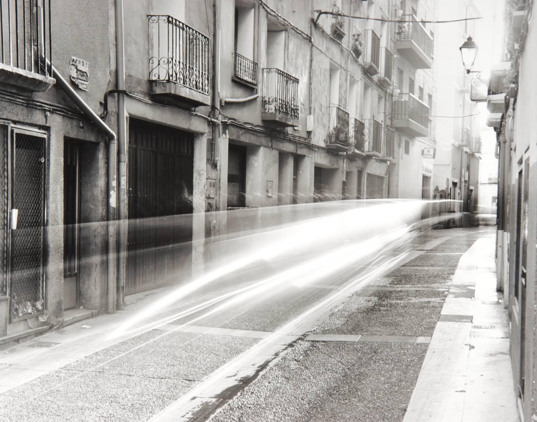 Flash in Calahorra (Spain)