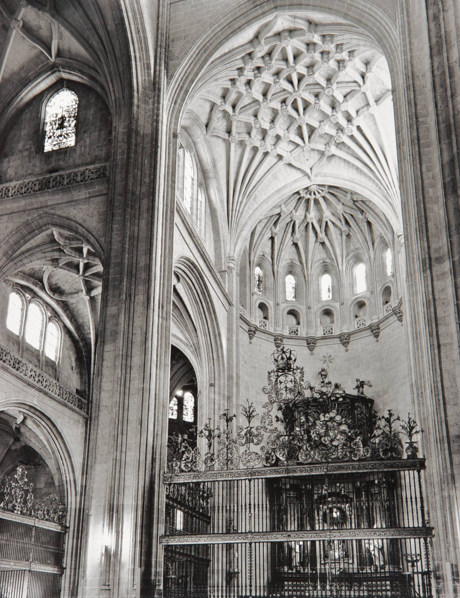 Segovia Cathedral (Spain)