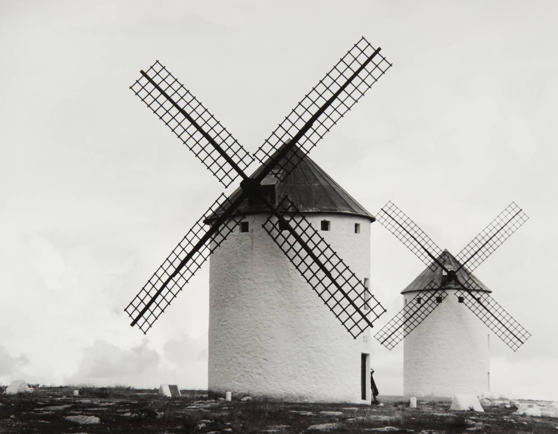 Windmills of La Mancha (Campo de Criptana, Spain)