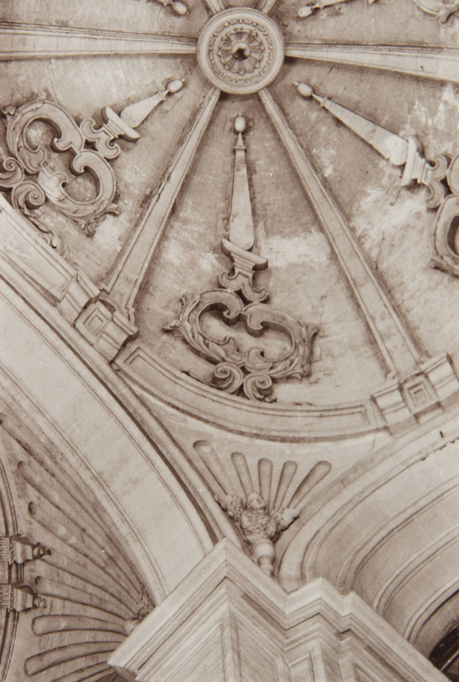 Cathedral Detail (Málaga, Spain)