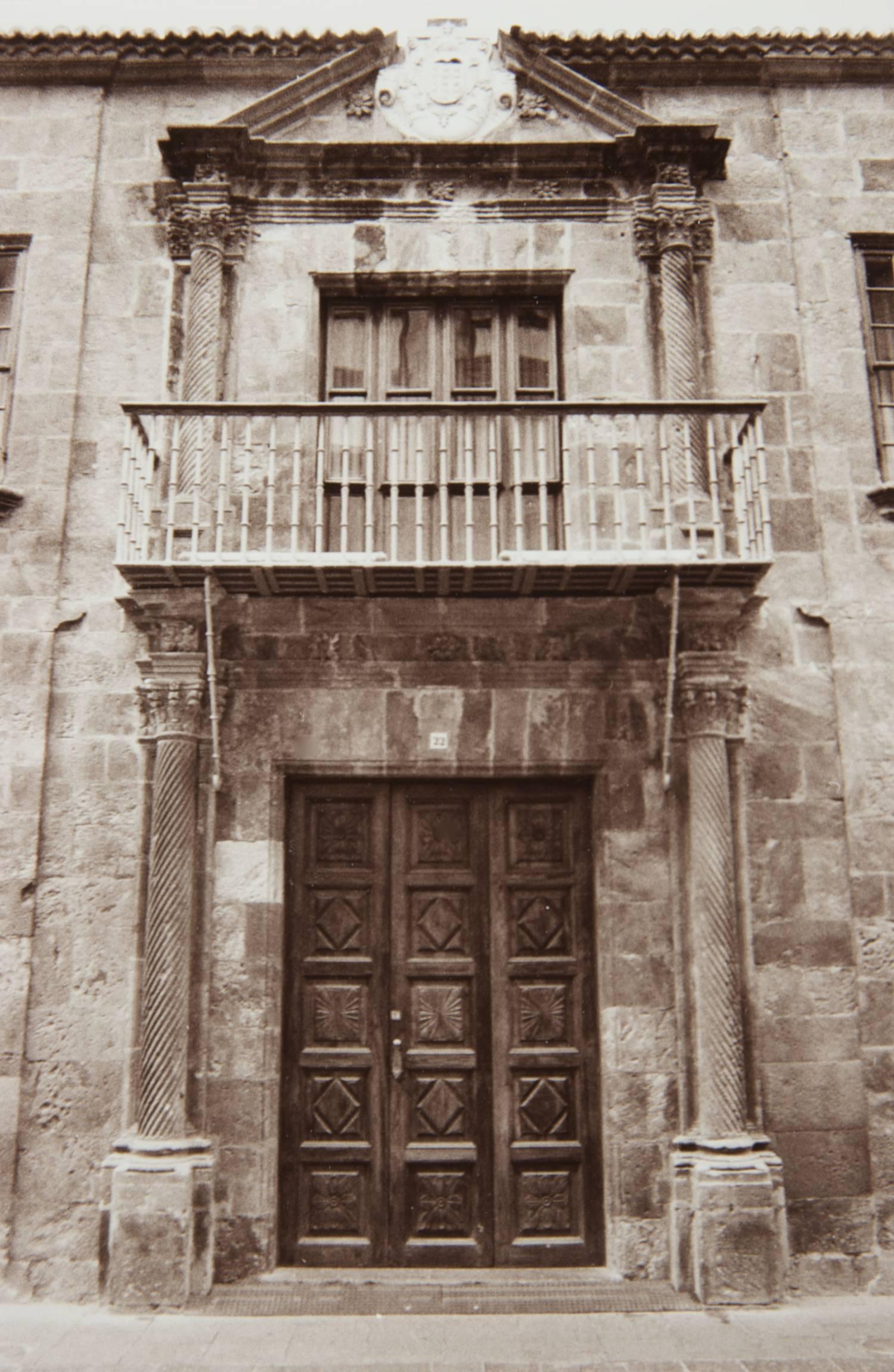 Door (Santa Cruz de La Palma, Canary Islands)