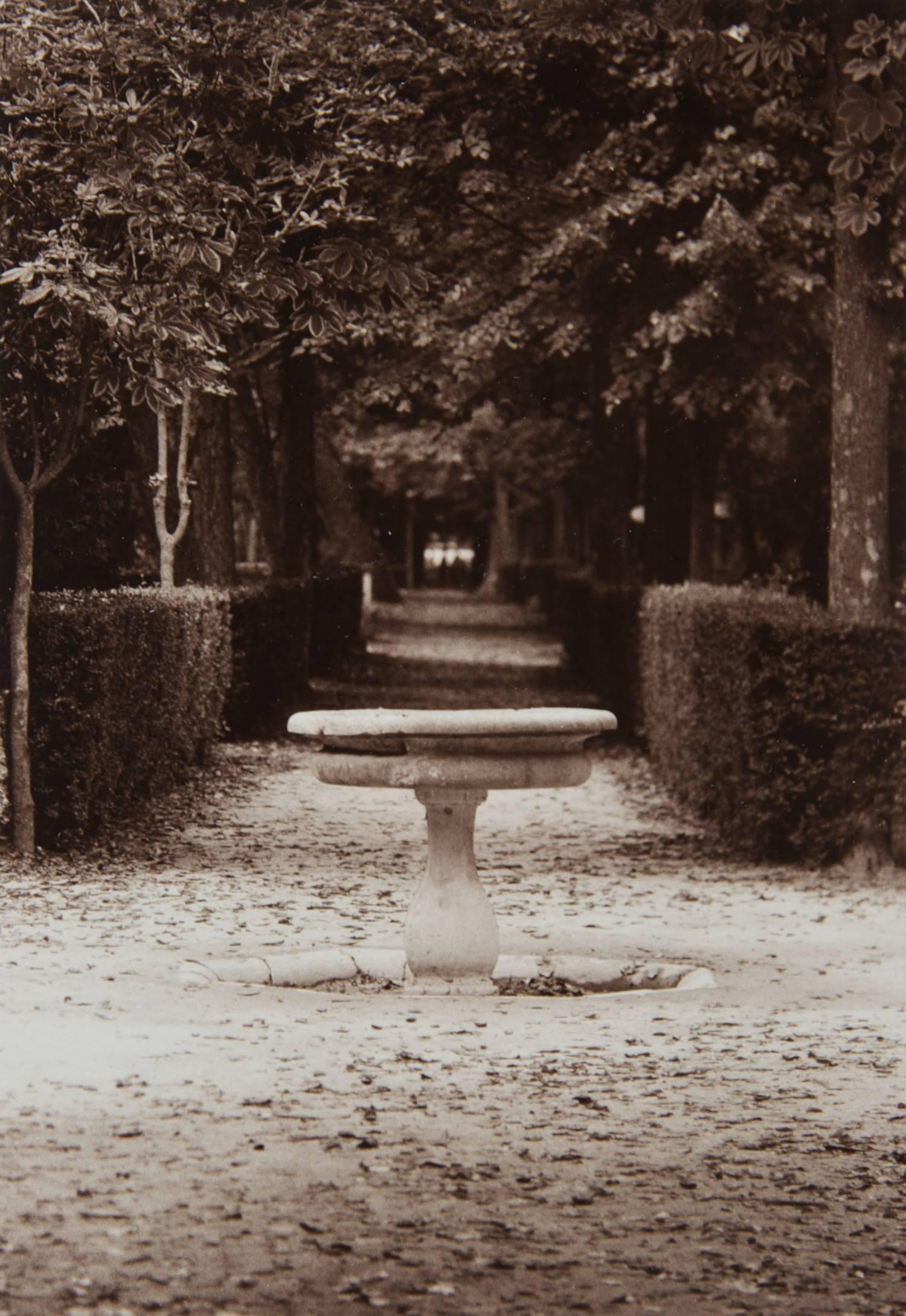 Fountain (Aranjuez, Spain)