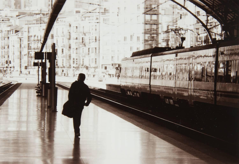 Train Station (Bilbao, Spain)