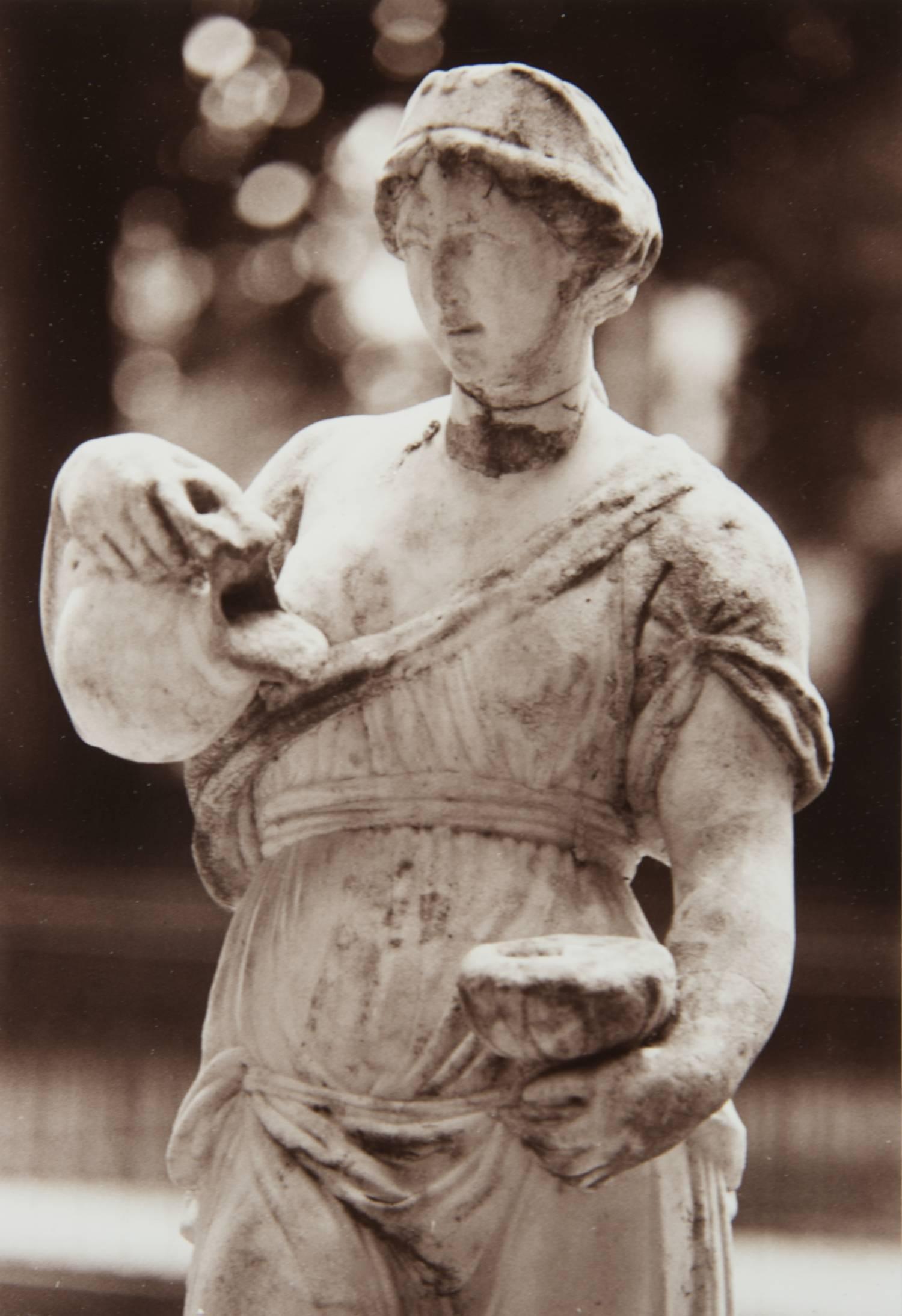 Statue (Toledo, Spain)