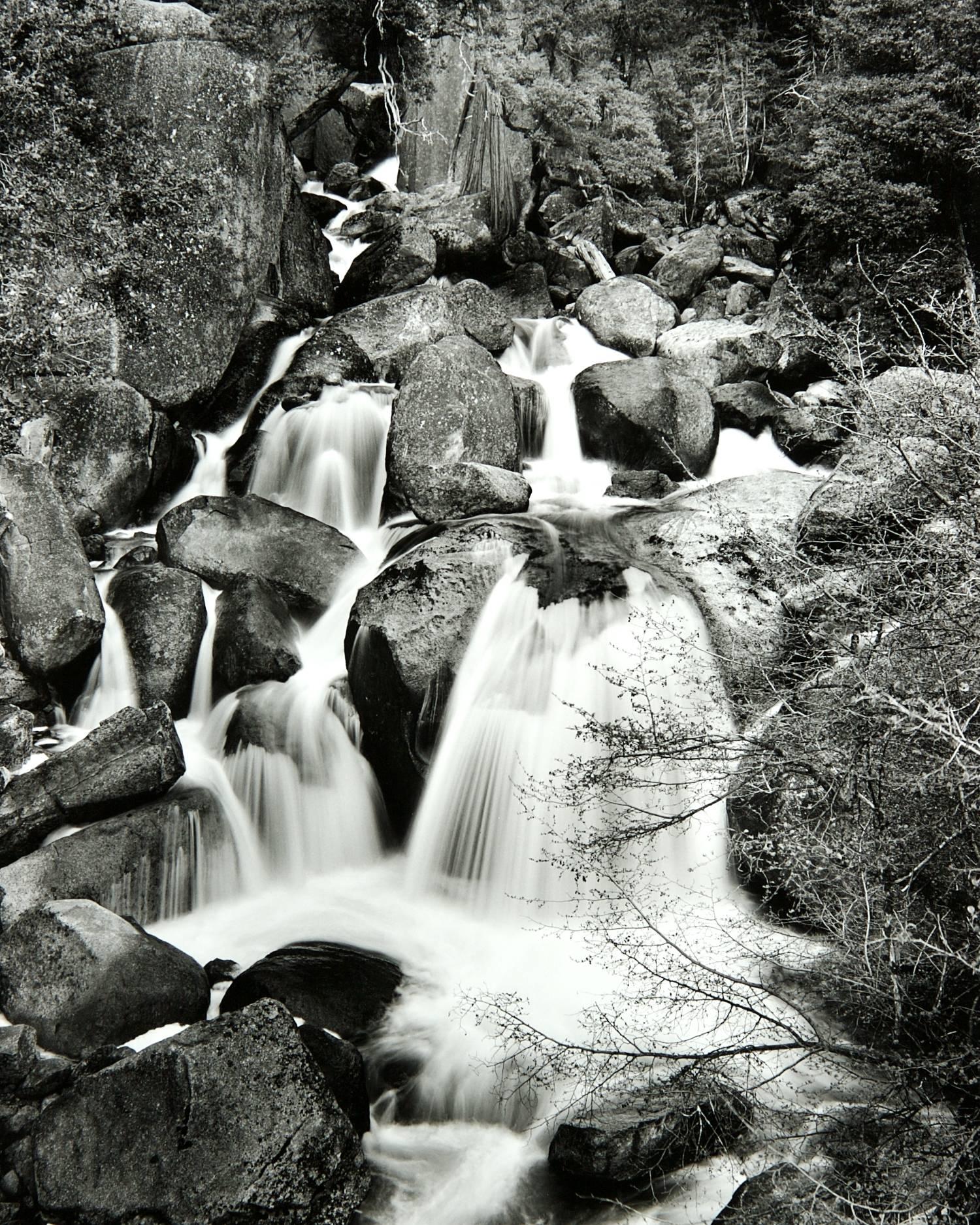 Cascade Creek Falls (Yosemite National Park)