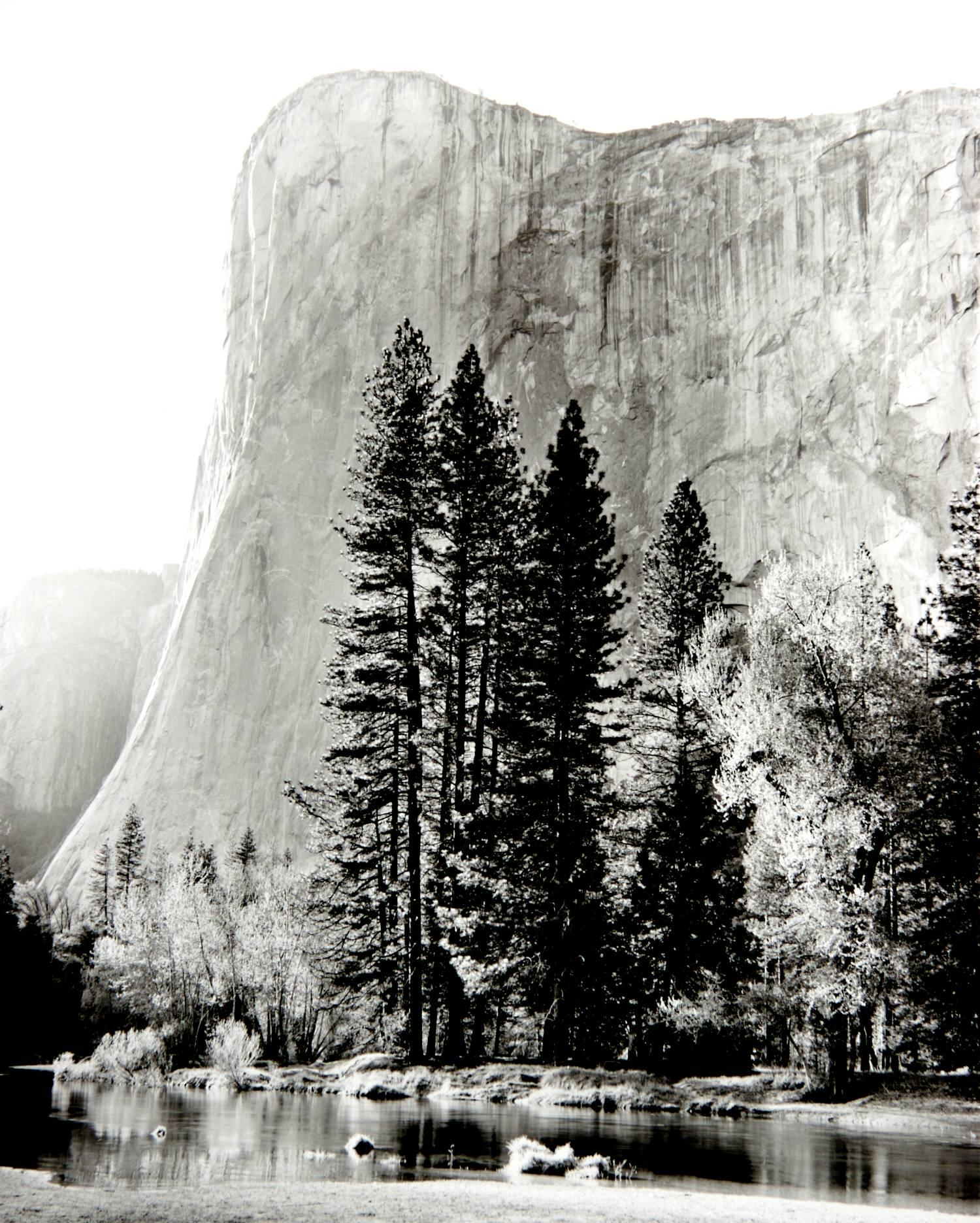 Merced River & El Capitan (Yosemite National Park)