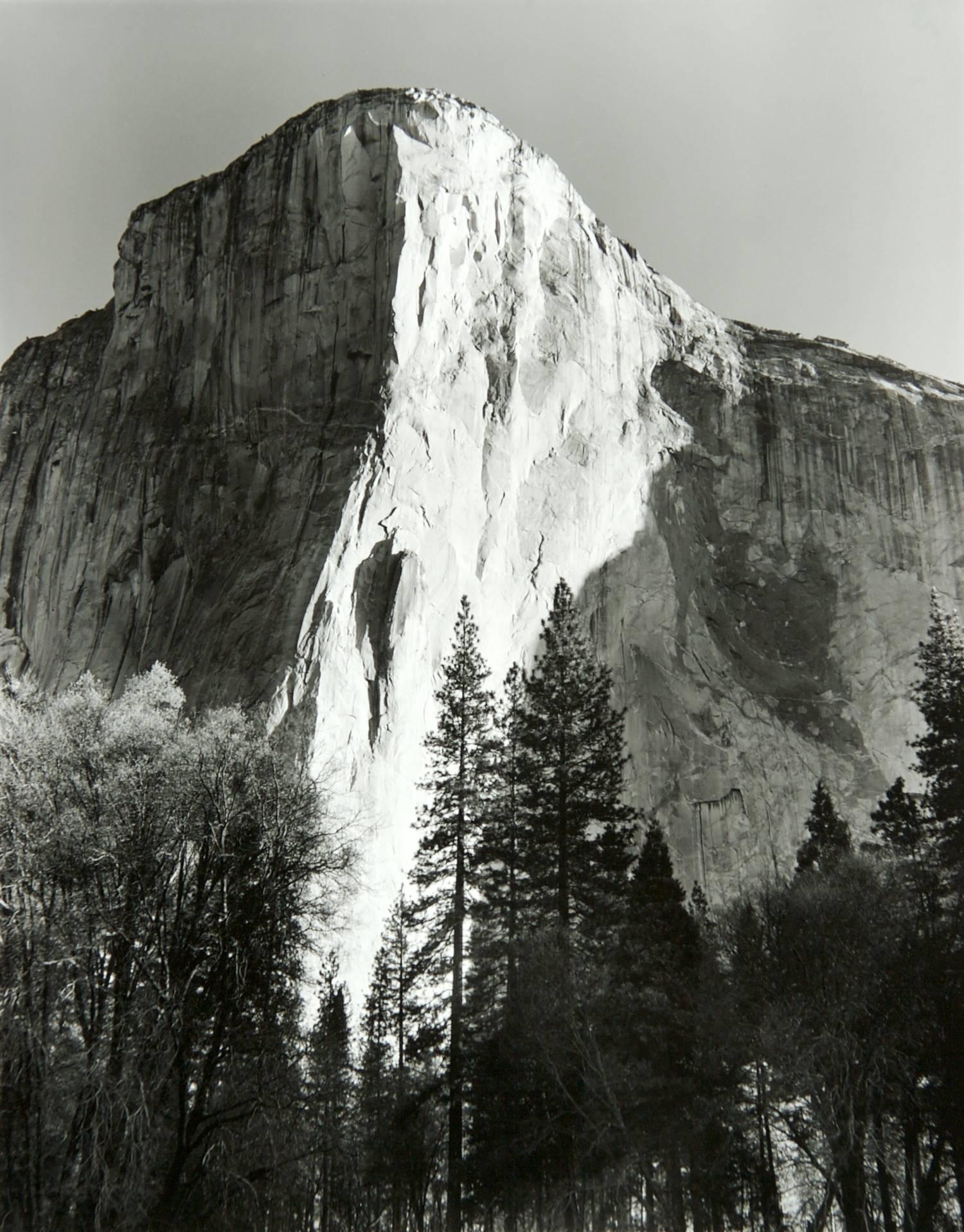 Morning on El Capitan (Yosemite National Park)