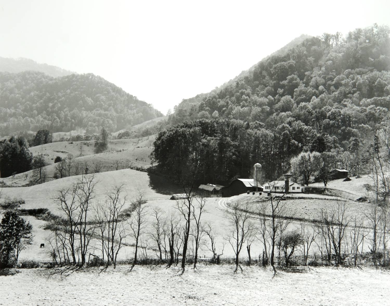 Crabtree Mountain Road View (North Carolina)