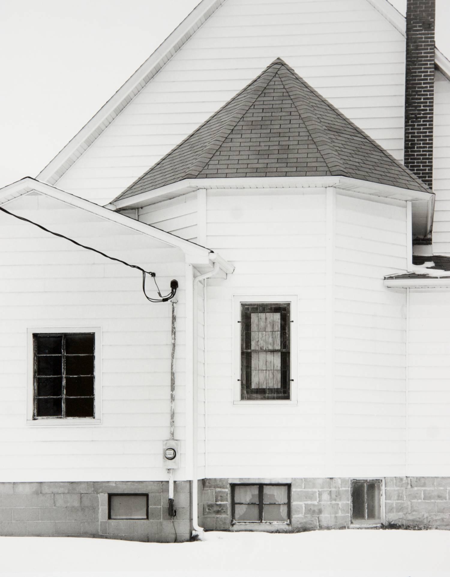 Church in Winter (Bowler, Wisconsin)