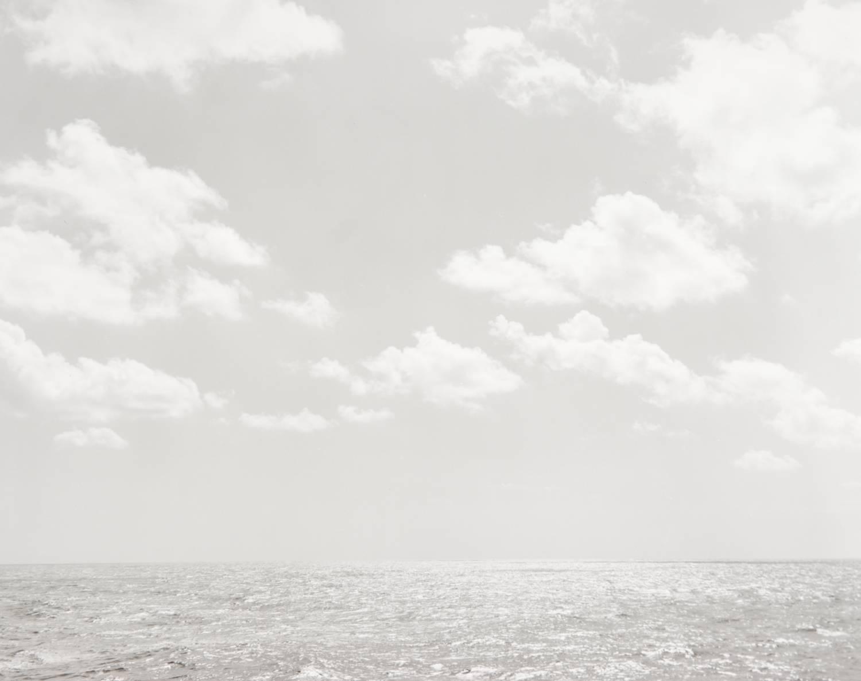 Clouds Above Ocean (Atlantic Ocean)