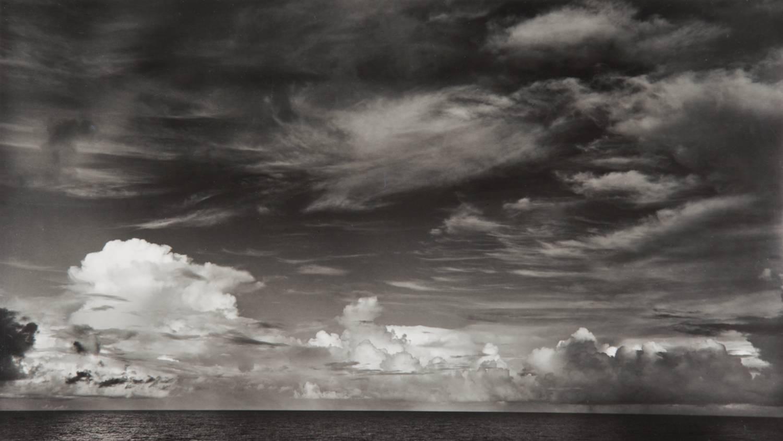 Distant Storm (Atlantic Ocean)
