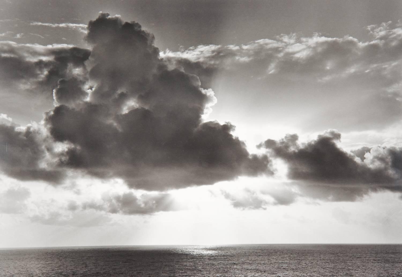 Morning Clouds (Atlantic Ocean)