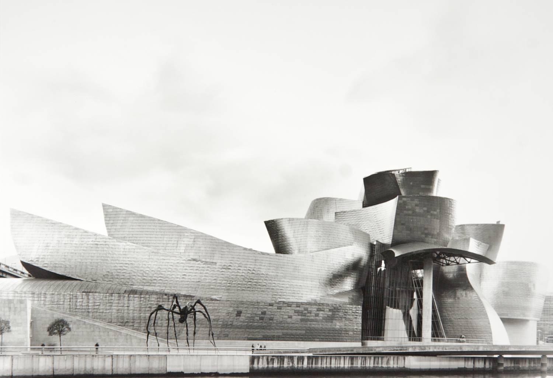 Sky Over Guggenheim (Bilbao, Spain)