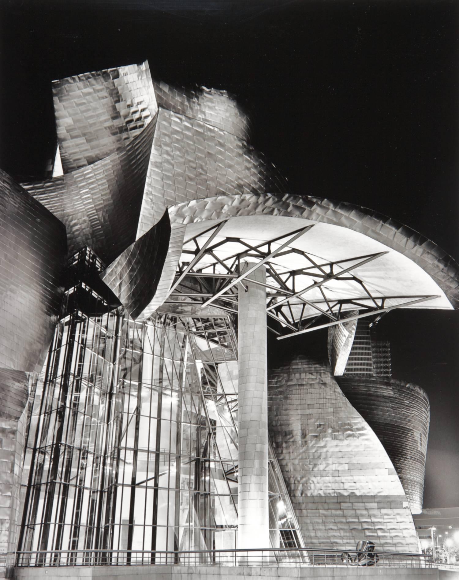 Guggenheim Column (Bilbao, Spain)
