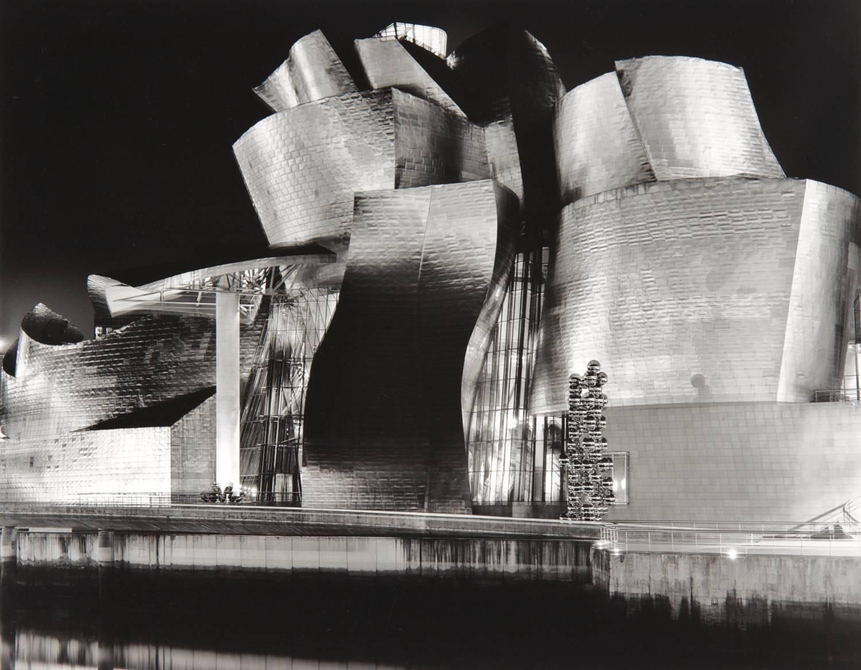 Night at the Guggenheim (Bilbao, Spain)