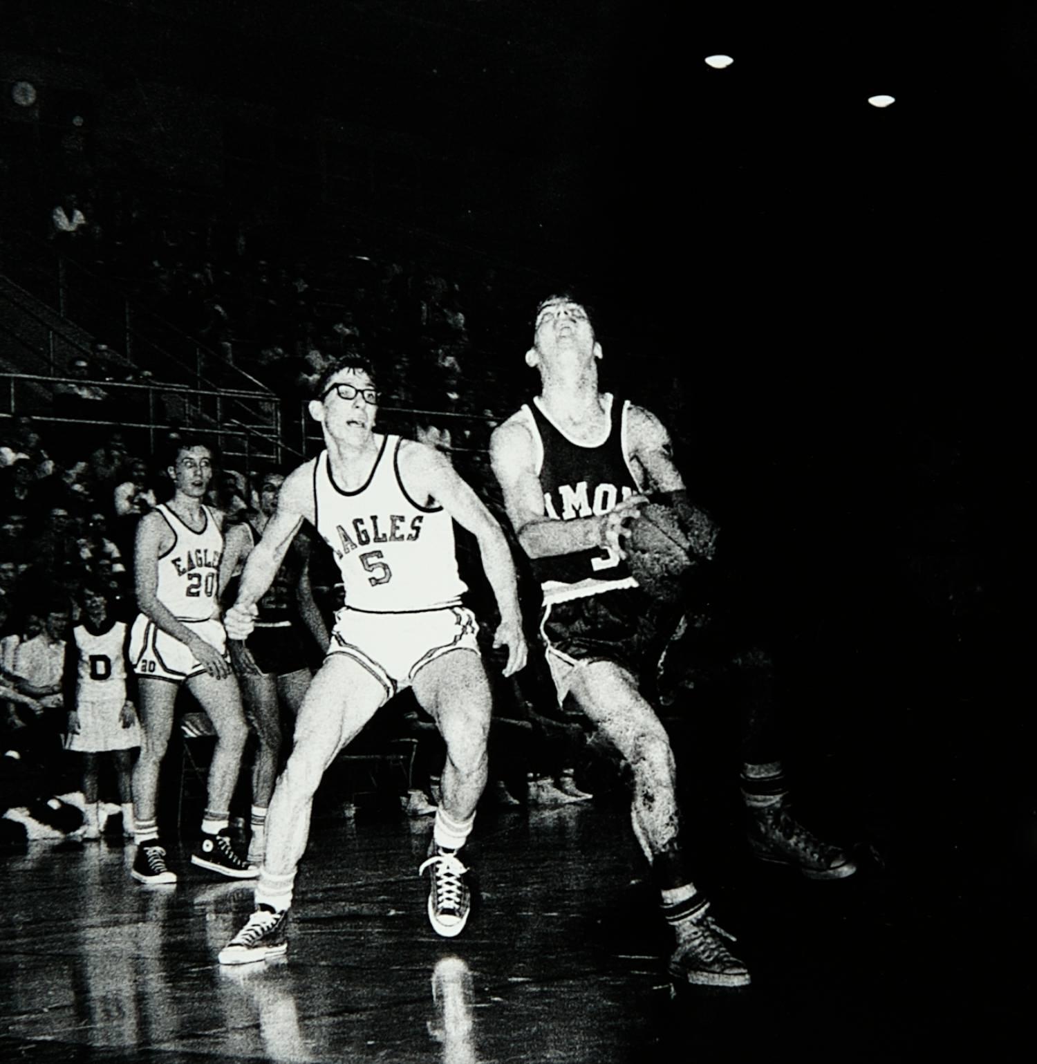 Basketball Twilight Zone (Anchorage, Alaska)