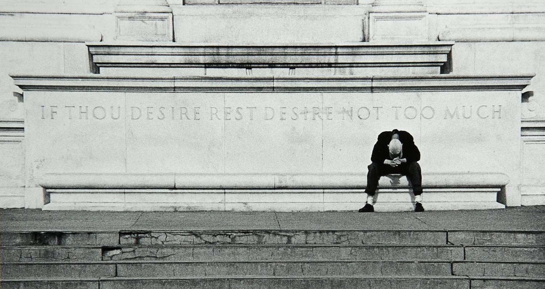 Man on the Street (Denver, Colorado)