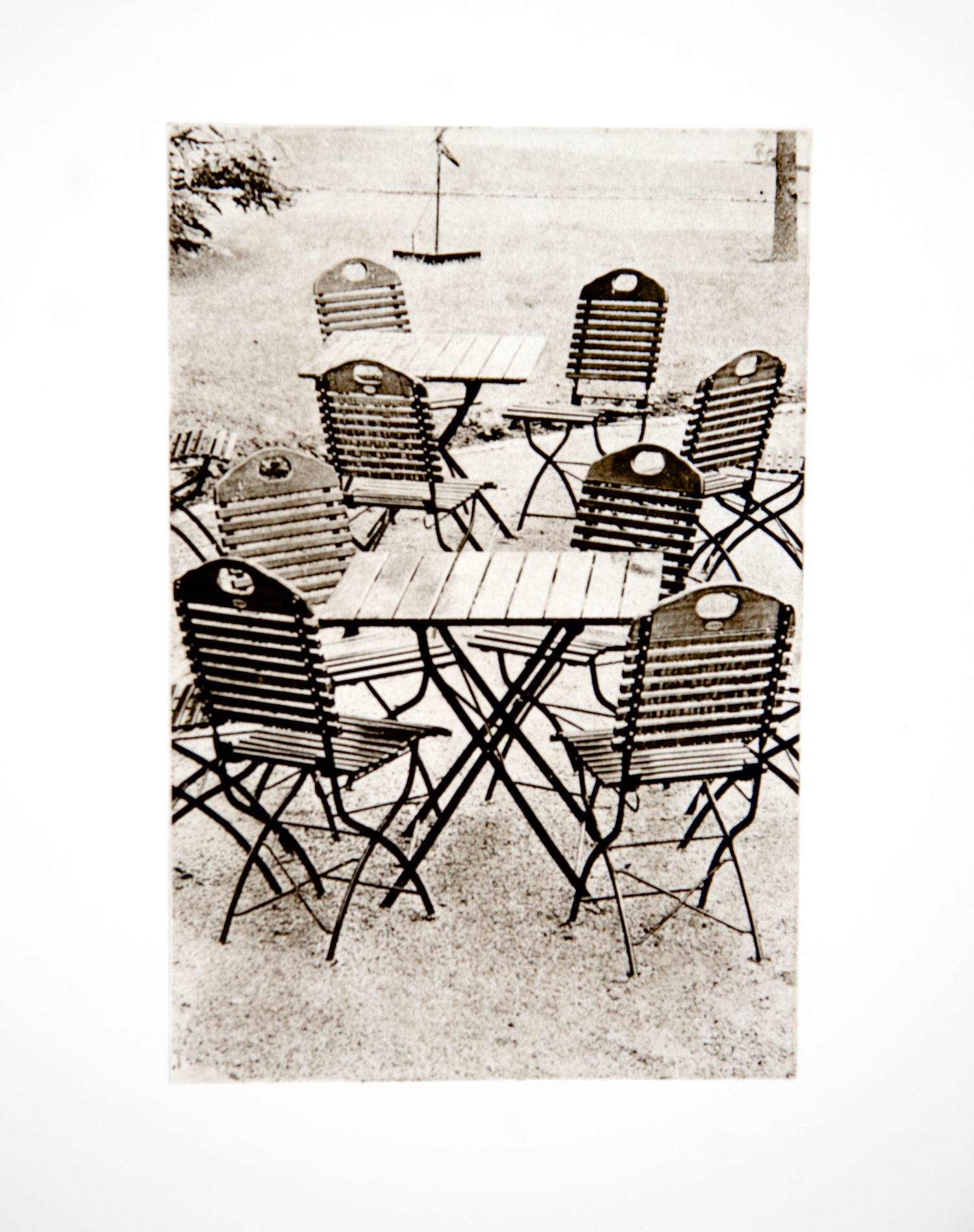 Chairs (Château de I'lle, France)