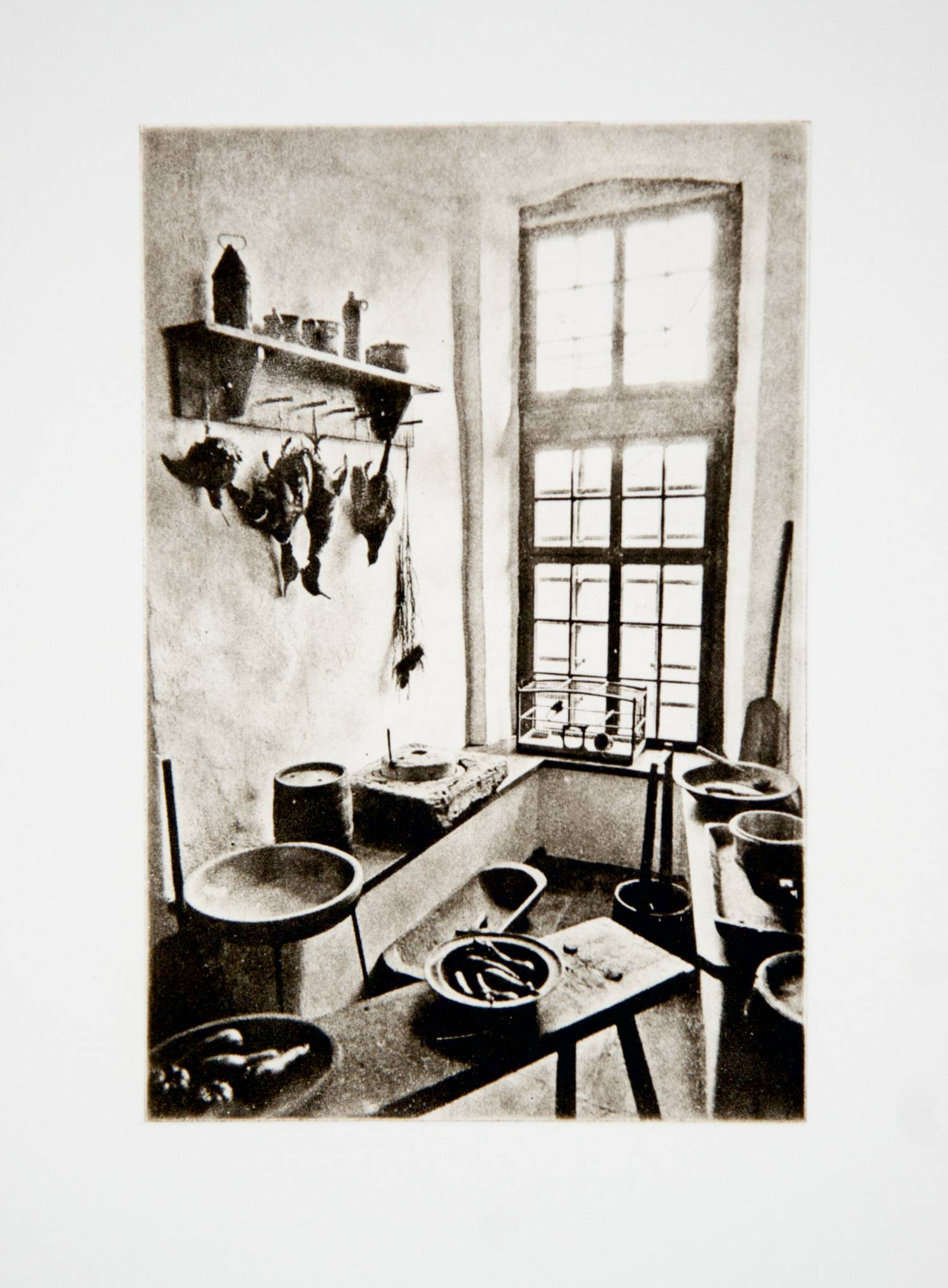 Kitchen (Marksburg Castle, Germany)