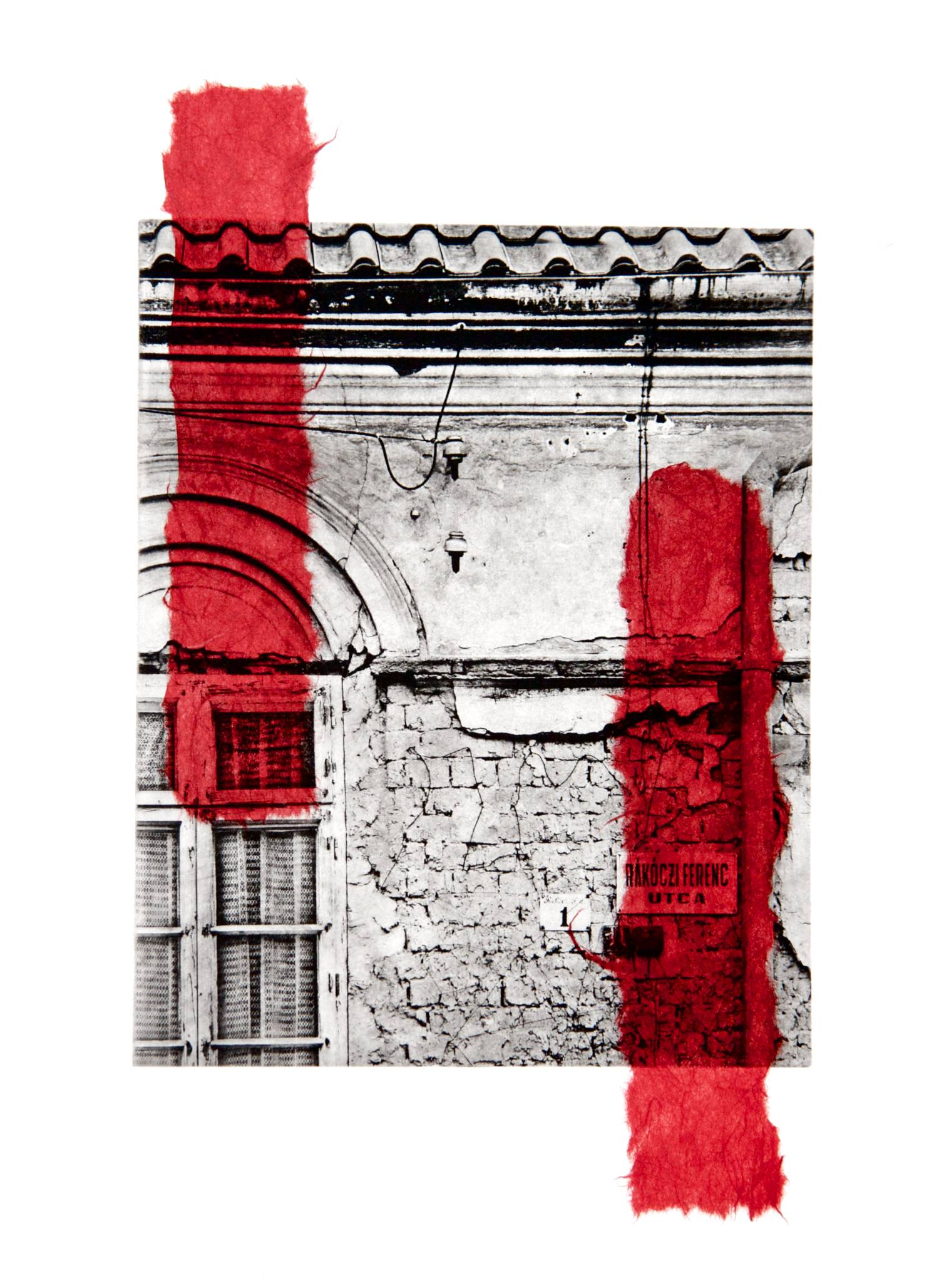 Building Side chine-collé (red)