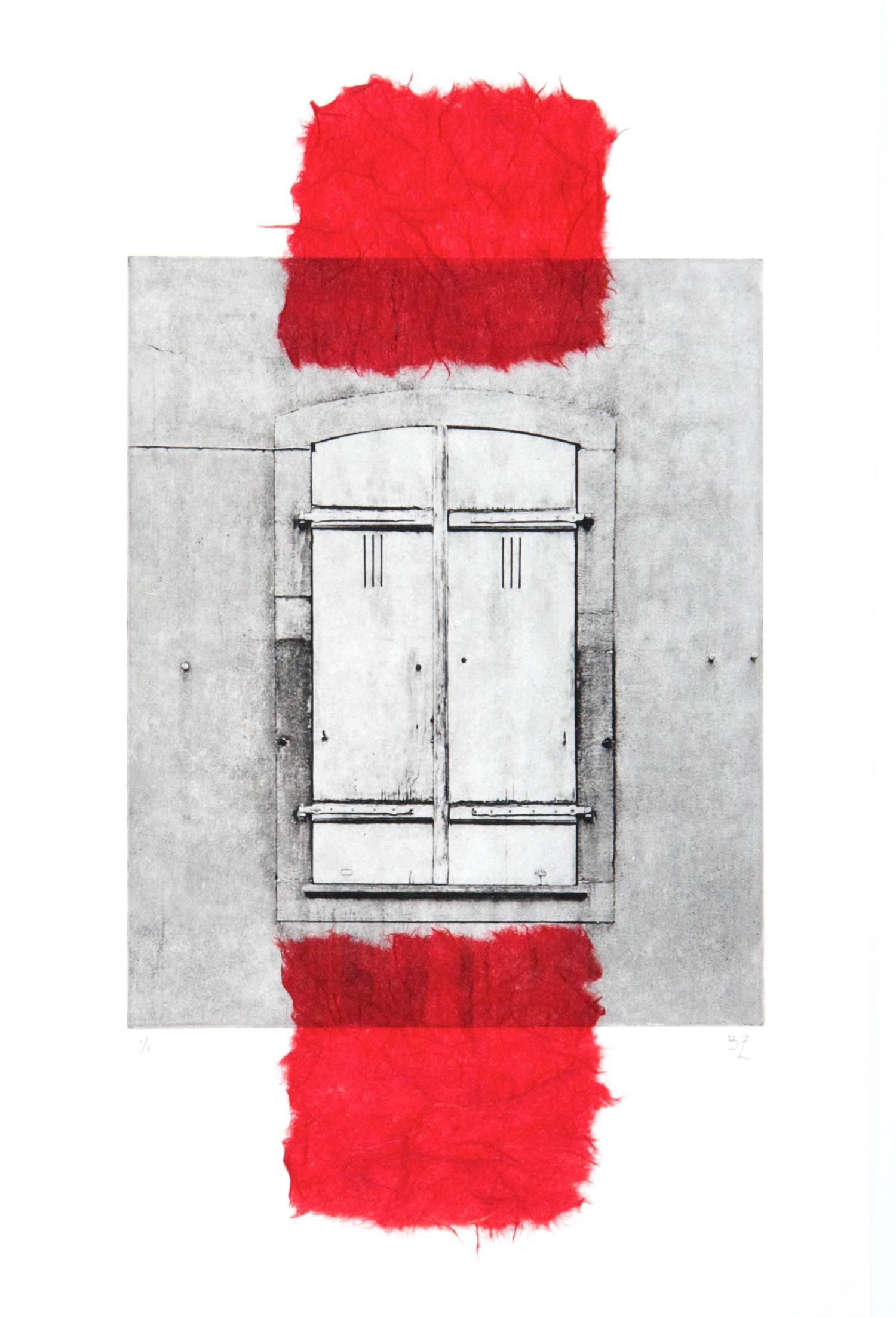 Shut Window (France)