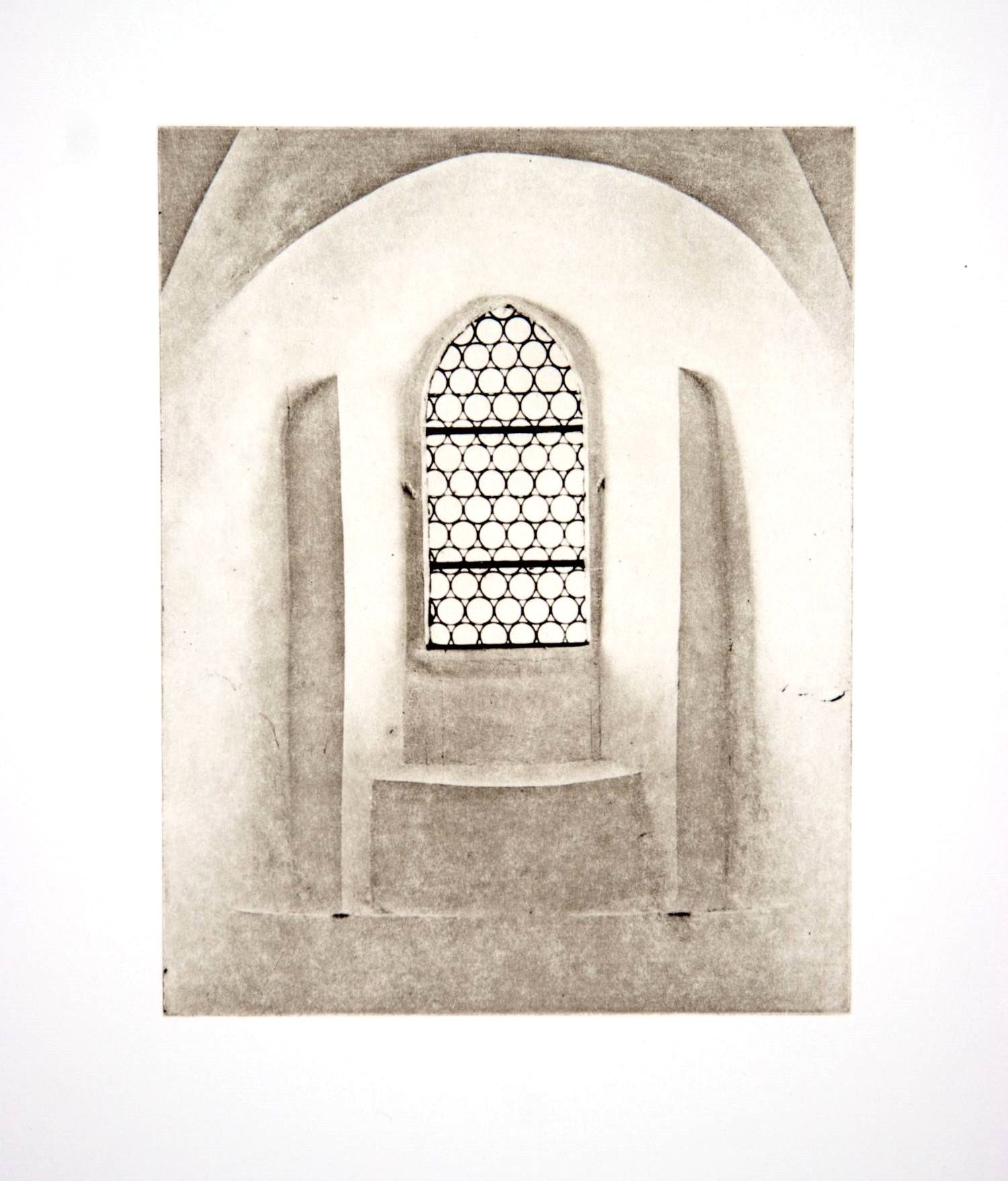 Window at St. Emmeram (Germany)