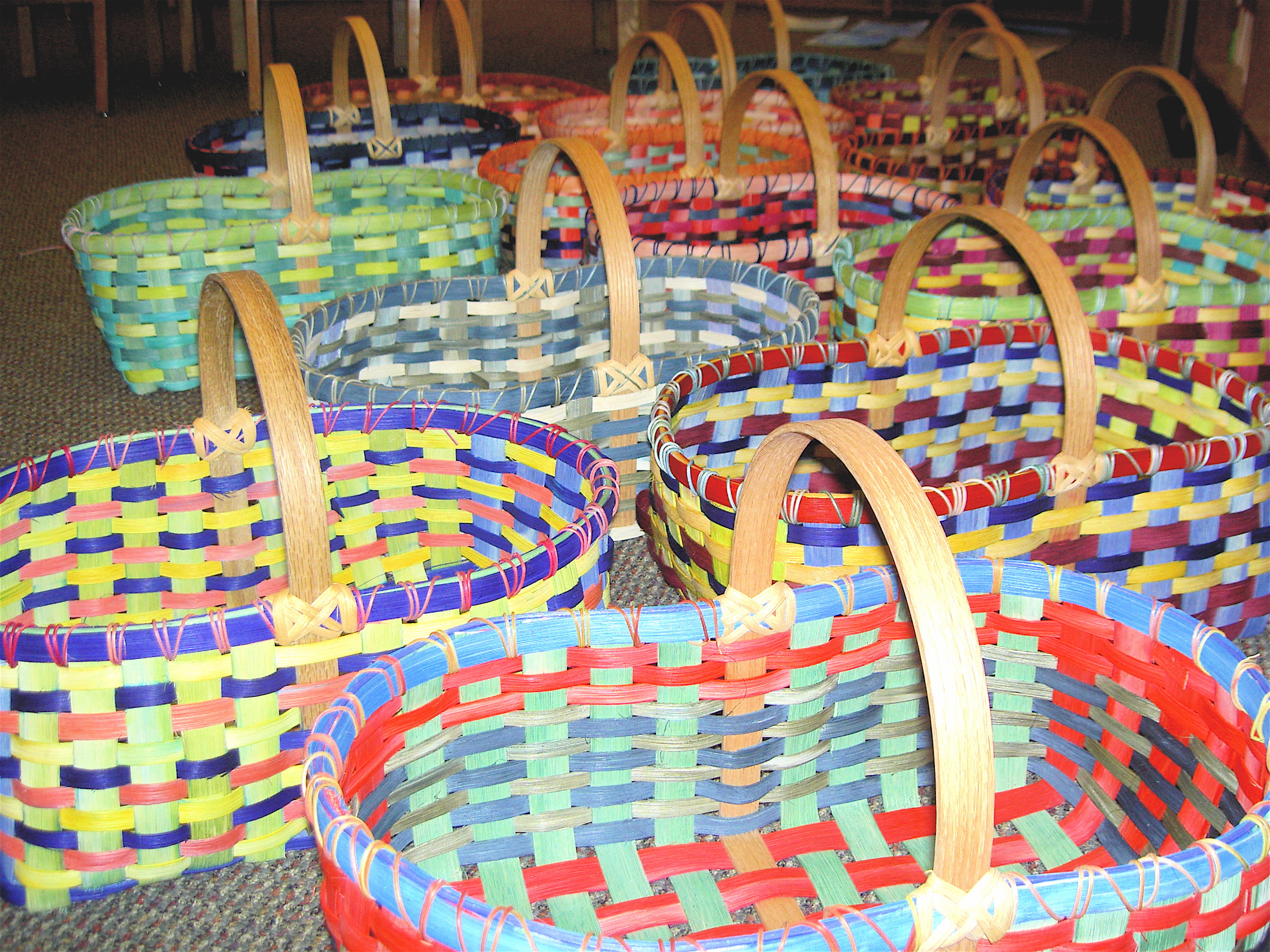 Fifth Grade Baskets 2