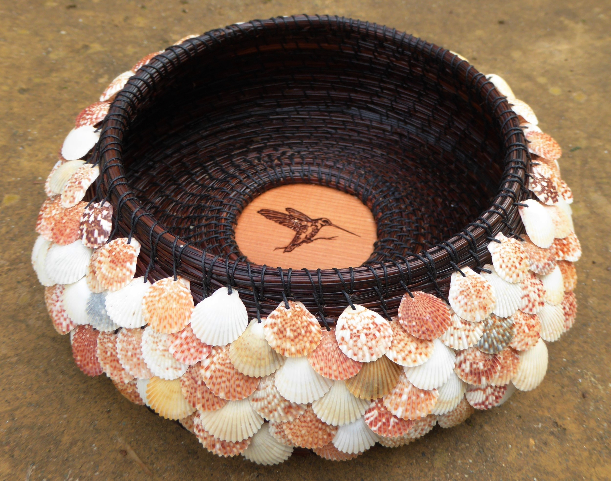 Hummingbird Basket