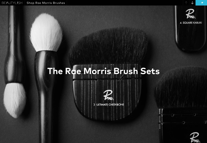 View the Rae Morris Lookbook