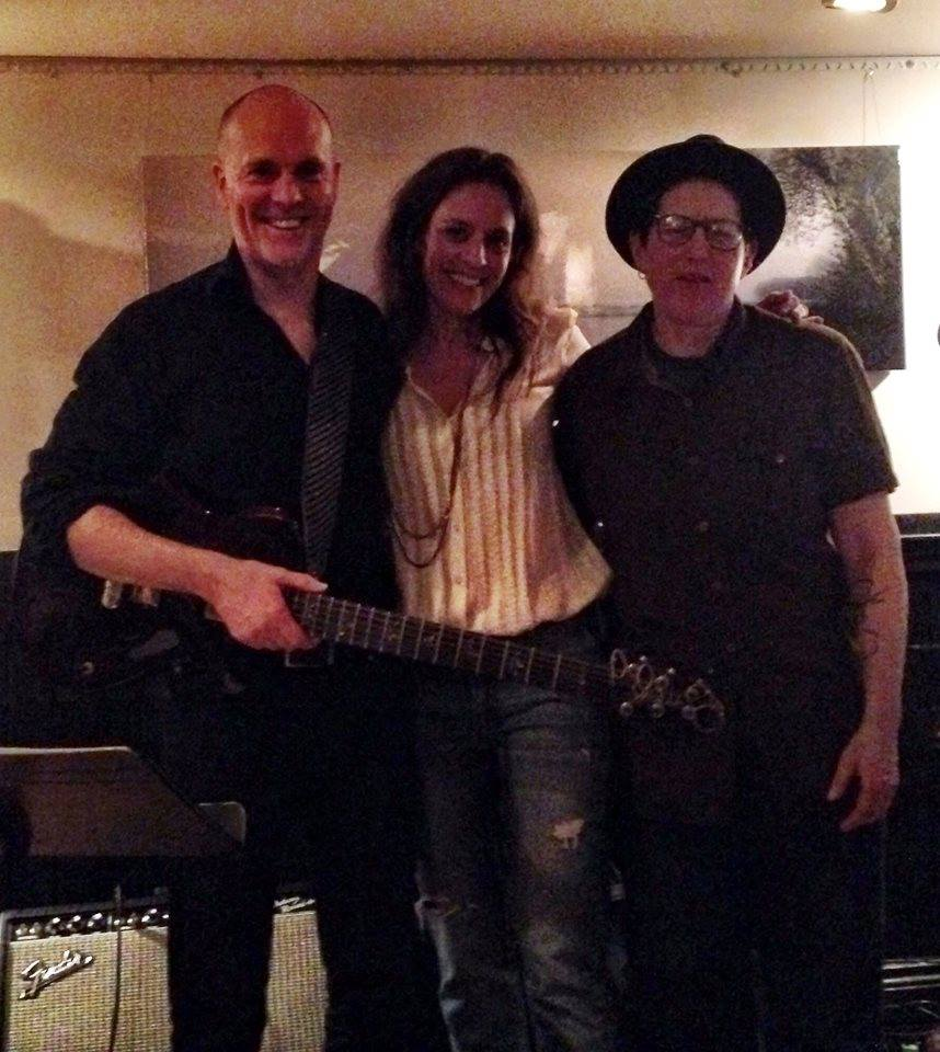 The Local Gest w/ Eric St-Laurent and Rachel Melas, April 2015