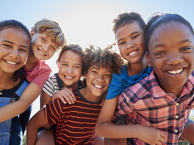 A smile says it all… - Serving ages 5 up, adolescents and adults