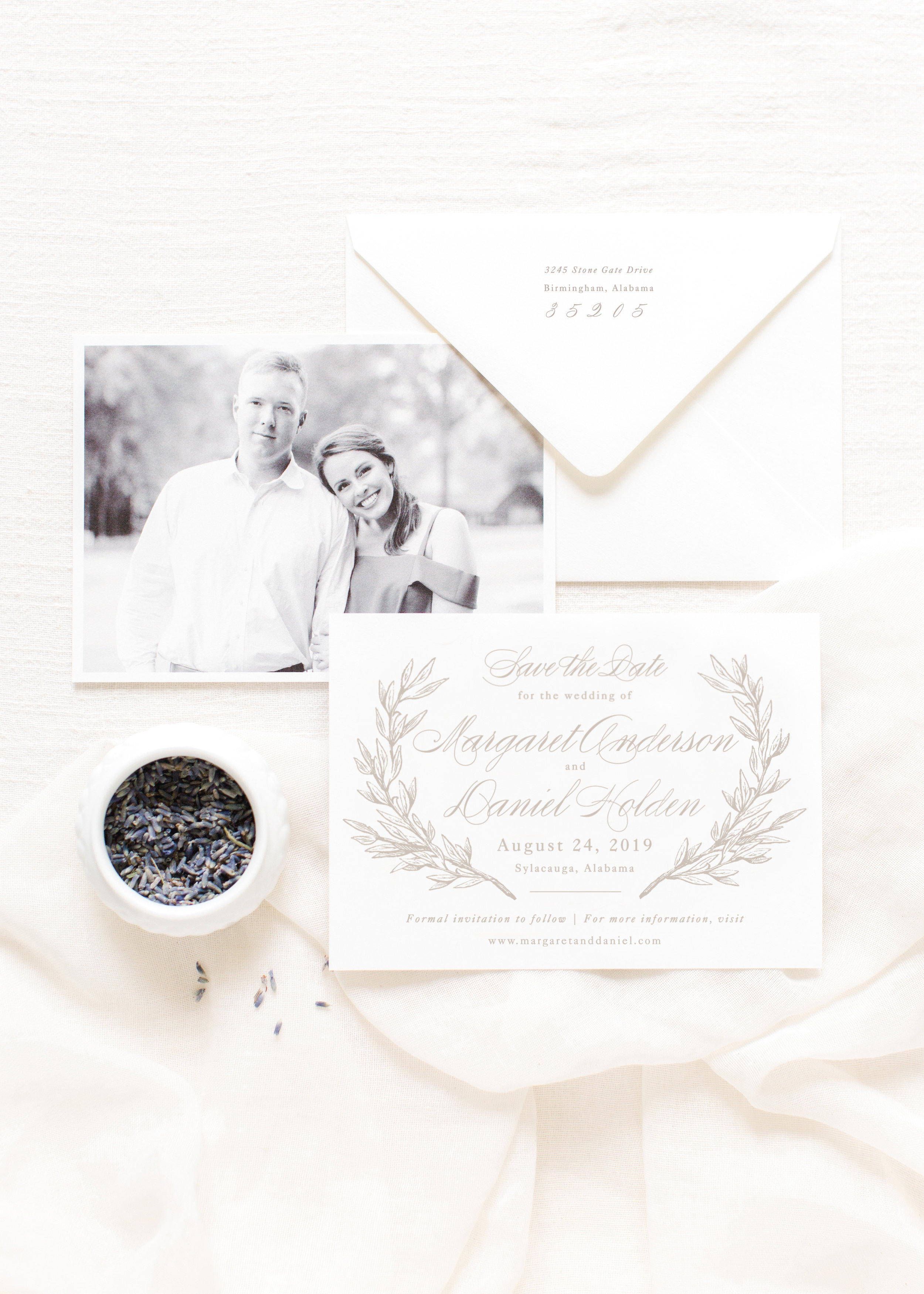 Our  Margaret Save the Date