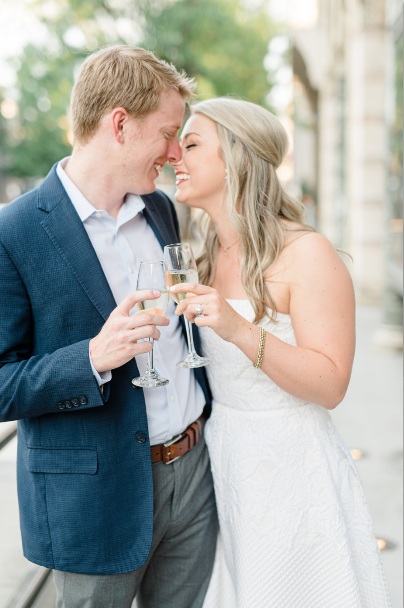 Payton & Parker's rehearsal dinner photos! What a beautiful memory!