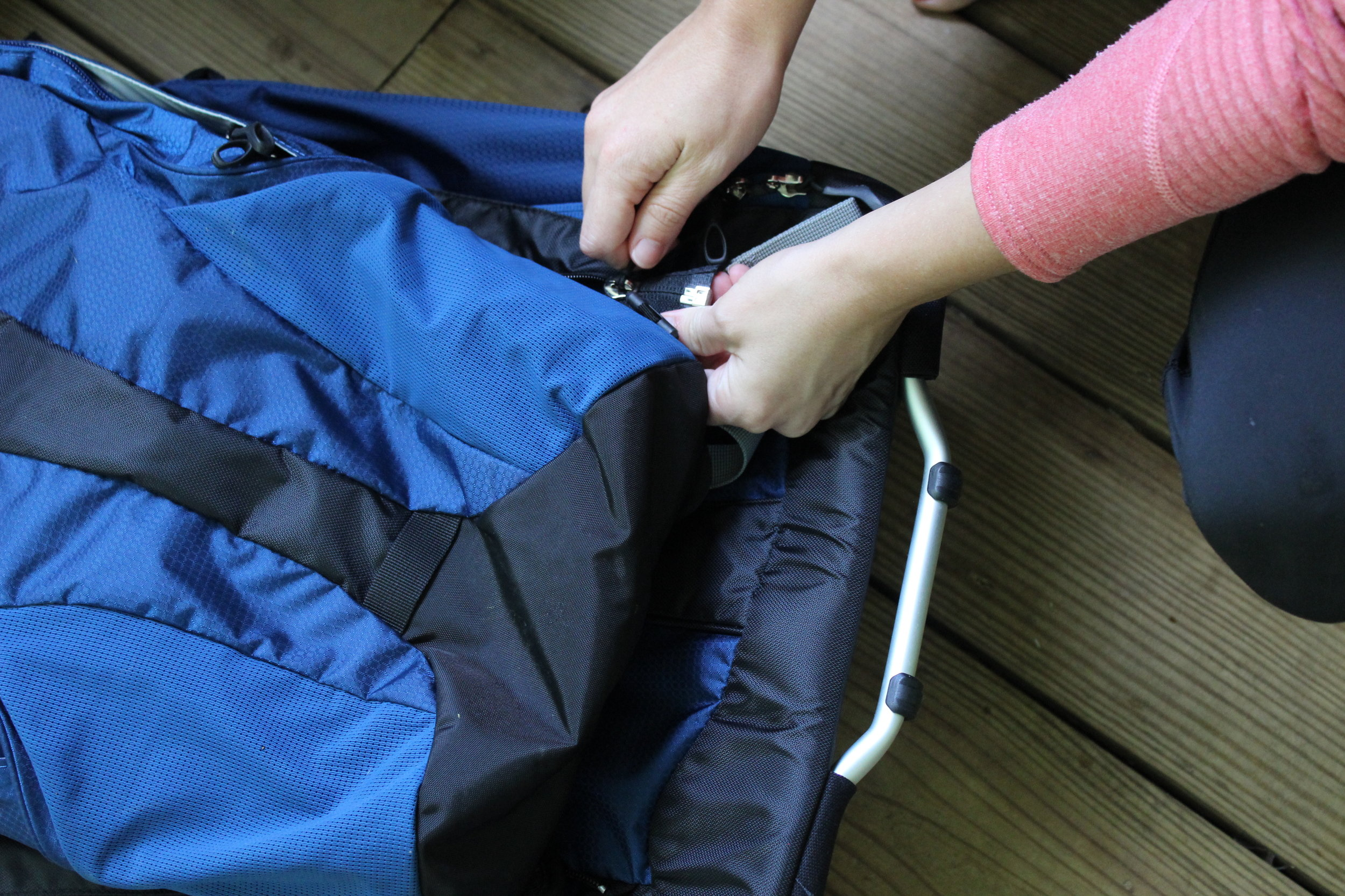 Osprey Convertible Series Review