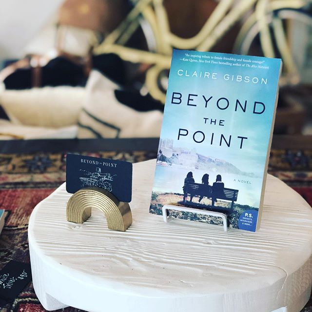 While Memorial Day (for most) marks the beginning of summer - the holiday exists to remind us to remember those who have sacrificed their lives serving in the US Armed Forces. 🇺🇸 If you're looking for a book to read to honor those who have served our nation - I'm unabashedly recommending this book I wrote. 😊#beyondthepoint