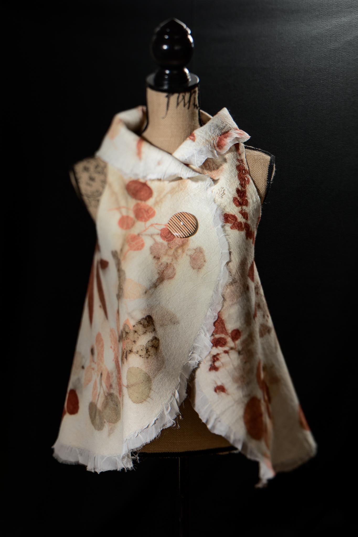 Wrap Style Vest