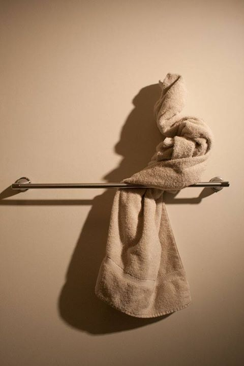 Towel Study #2, 24 x 36 inches, Pigmented Archival Inkjet Print, 2014