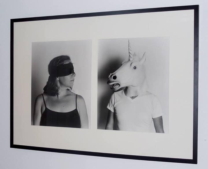 "Kristy Peet ""Evidence: The Unicorn, 2013"""
